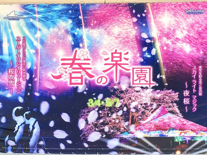 スーパーイワシイリュージョン〜桜吹雪〜