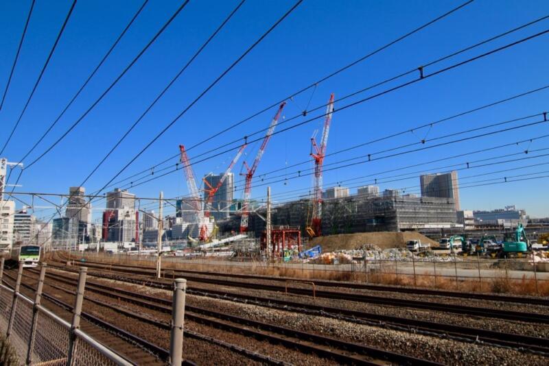 品川新駅(仮)