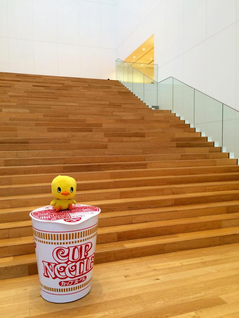 【横浜】カップヌードルミュージアムでオリジナルカップヌードルをお土産に作ってきた!
