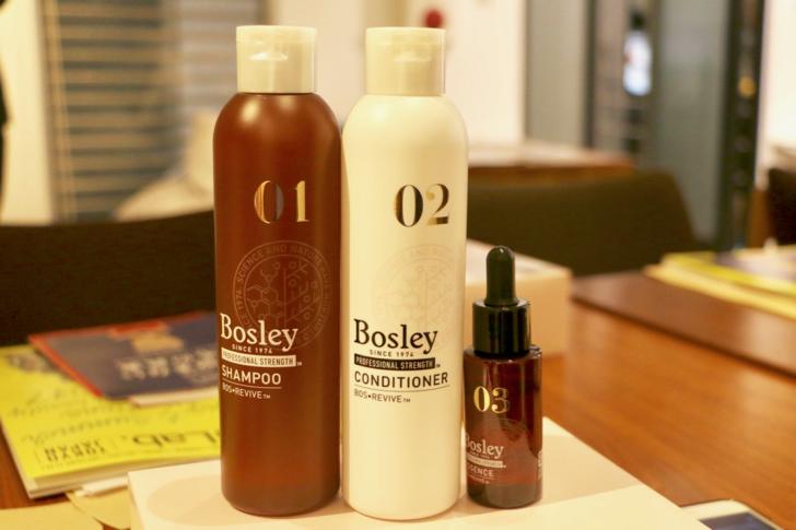 【Bosley(ボズレー) シャンプー】髪の毛が抜ける仕組みと生える条件を聞いてきた