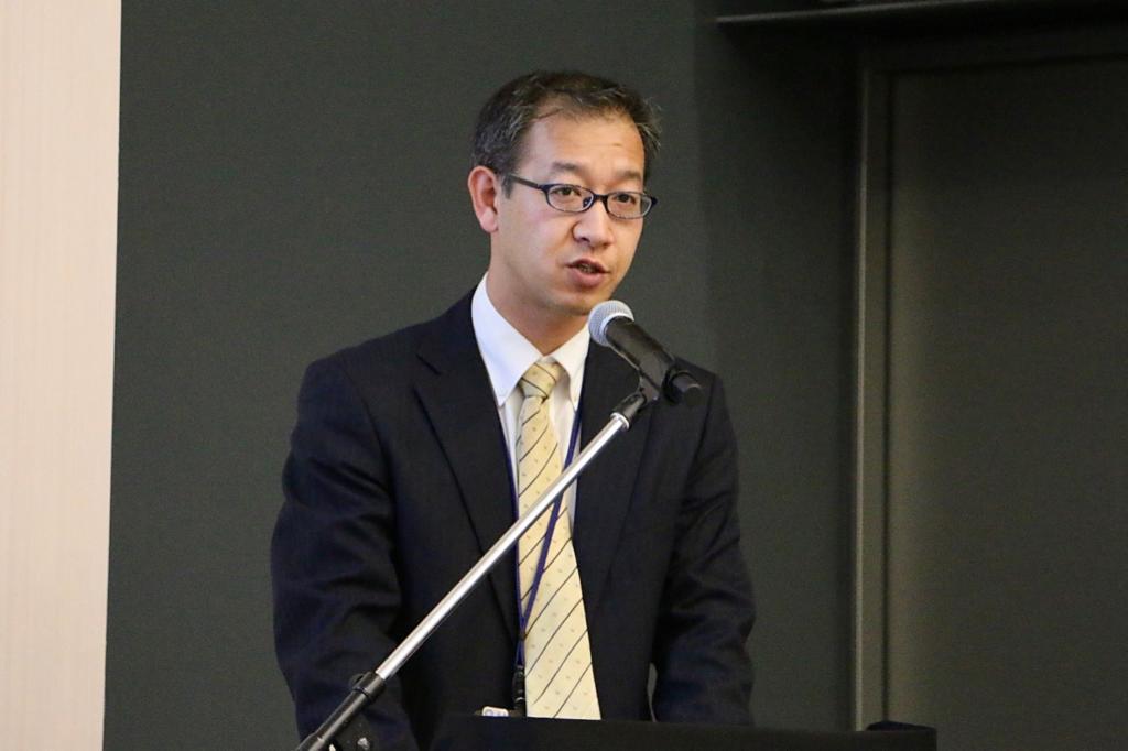 東京都中央卸売市場・新市場整備部調整担当課長の加藤雄大さん