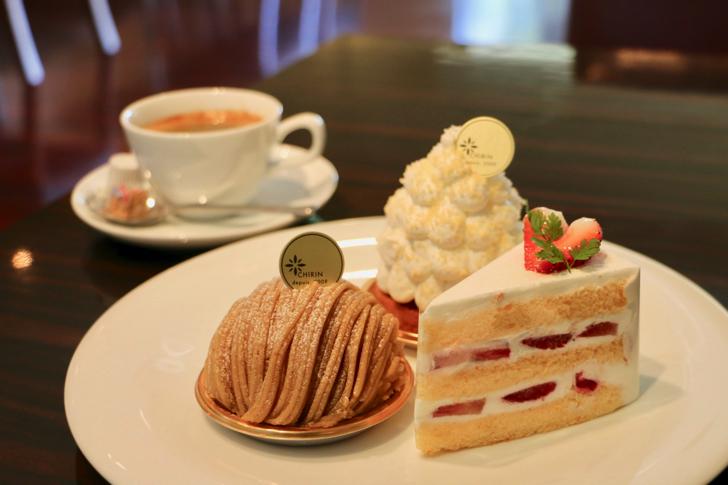 【国分寺市】パティスリーイチリン国立店で人気のケーキを堪能する→ぶんじほたるホッチがかわいい!