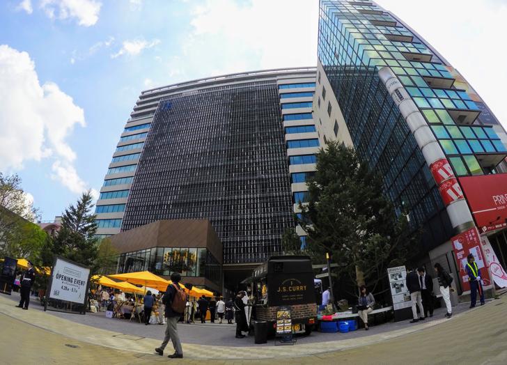 【渋谷キャストがオープン!】シブヤの新たな文化・情報の発信拠点が誕生→ザ・リゴレットで手ごねハンバーグランチを食べてきた
