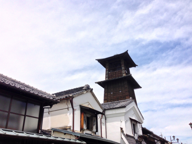 [Kawagoe Sanpo] I wandered in a small Edo atmosphere Kuramachi