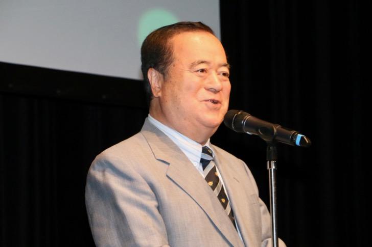 橋本 昌 茨城県知事