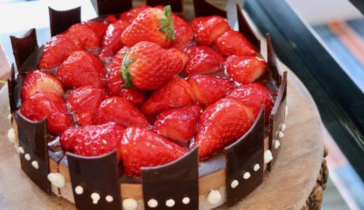 ヒルトン東京お台場デザートブッフェ「いちごに恋するガーデンパーティー」先行試食会レポ #ヒルトンスイーツ