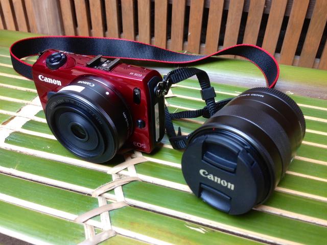 鎌倉散策に最適!鎌倉市観光協会でキヤノンのミラーレス一眼レフカメラ「EOS M」を無料で借りてみた
