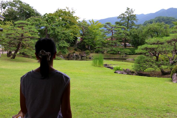 【真田丸さんぽ⑤】真田邸の美しい日本庭園