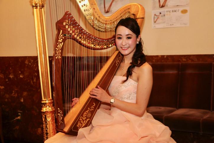 平尾祐紀子さんがデビューアルバム「華音 KAON」を発売
