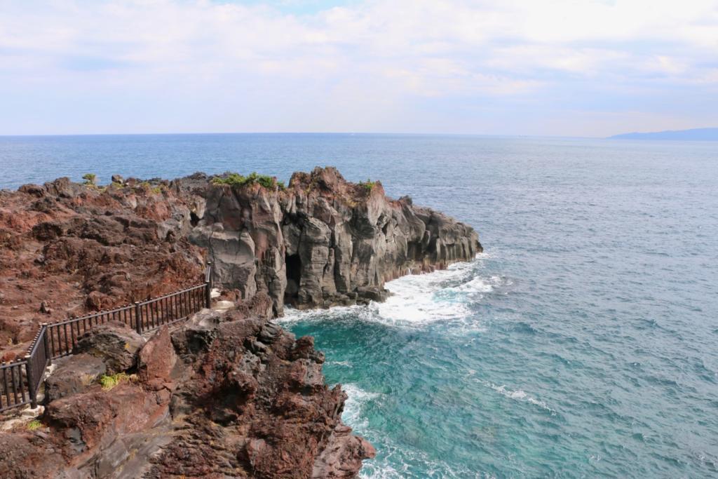 城ケ崎の門脇吊橋