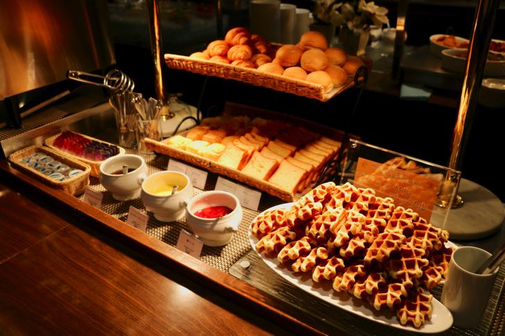 ドーミーインPREMIUM小樽の朝食