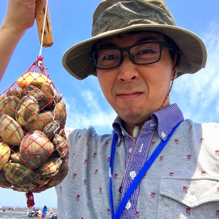 【9/10まで】富津海岸で潮干狩り体験!おおぶりのアサリやハマグリをゲットしてきたよ!