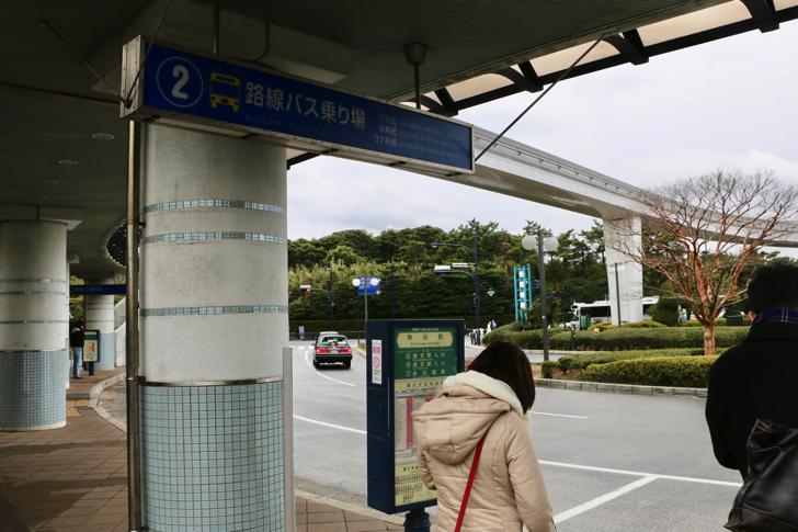 変なホテル舞浜東京ベイへのバスの行き方