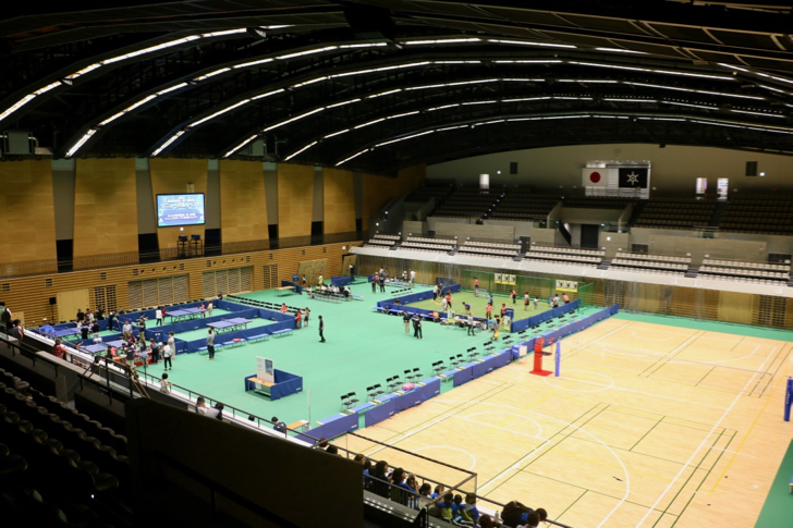 【世田谷】駒沢オリンピック公園総合運動場・屋内球技場がリニューアル「東洋の魔女」展が7/13まで開催