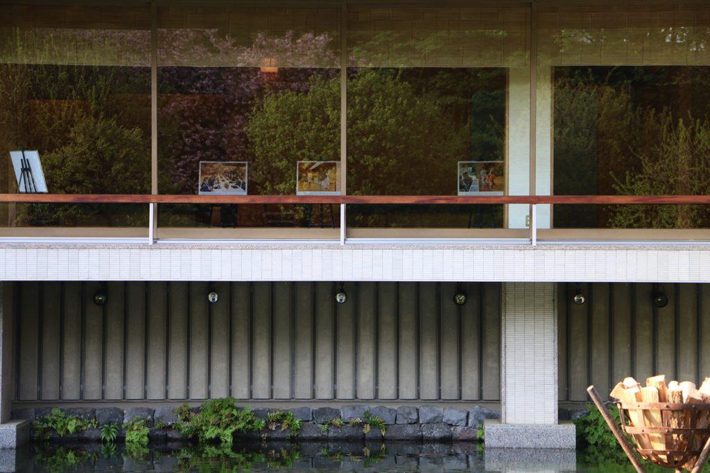 迎賓館和風別館「游心亭」