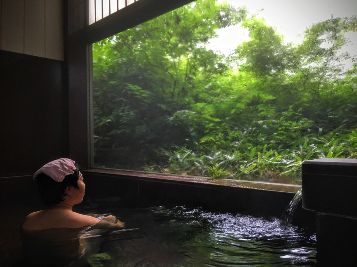 "[Ome City] I have enjoyed a day spa with a meal at Iwakura Onsen-go ""Kurazori no Yado Kawamura"" [PR]"