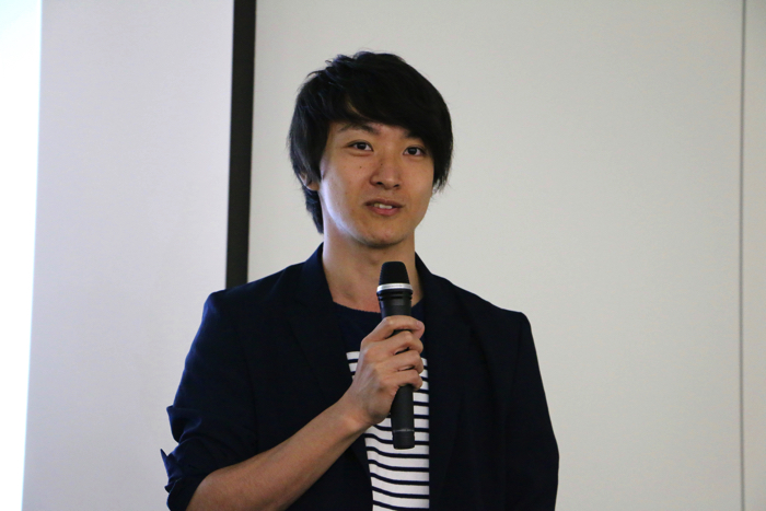 金野太一CEO