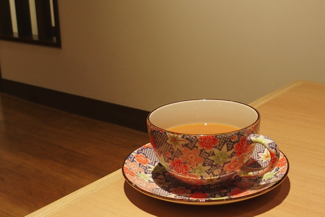 "[Asakusabashi] Morning with a elegant tea cup! Kyoto's fine Danish bread ""MIYABI CAFE (Miyabi cafe)"""