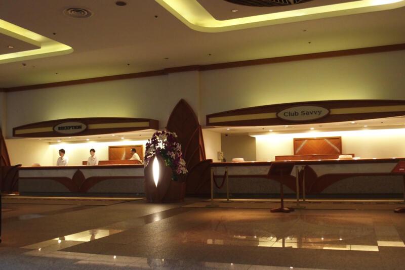 ルネッサンス リゾート オキナワのフロント