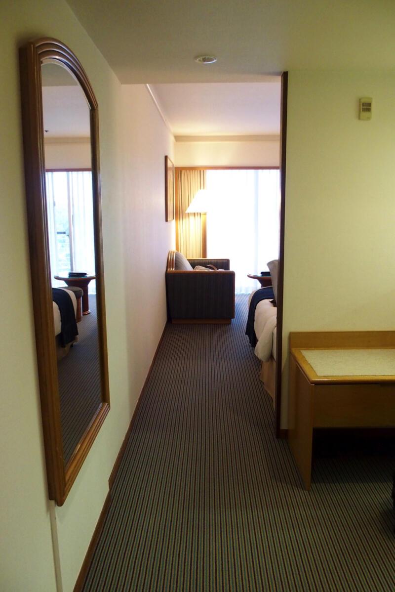 ルネッサンスリゾートオキナワ「デラックス ツイン」の客室