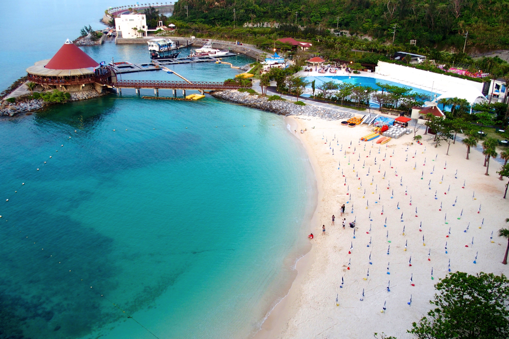 [Accommodation record] Renaissance resort Okinawa reservation is good for Club Sabies of XNUM X consecutive nights or more! A resort hotel for families