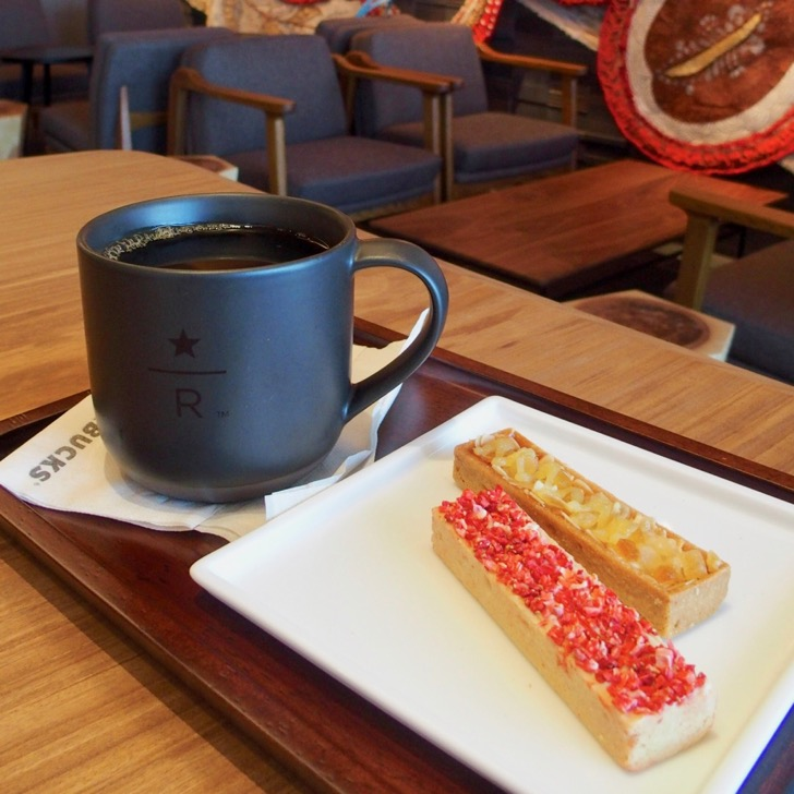 【ギンザシックス6階・蔦屋書店内】「スターバックスリザーブバー」は至高のコーヒー体験が得られるカフェ