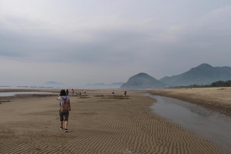 【香川県観音寺市】無料で潮干狩り!有明浜でマテ貝狩りを体験したよ