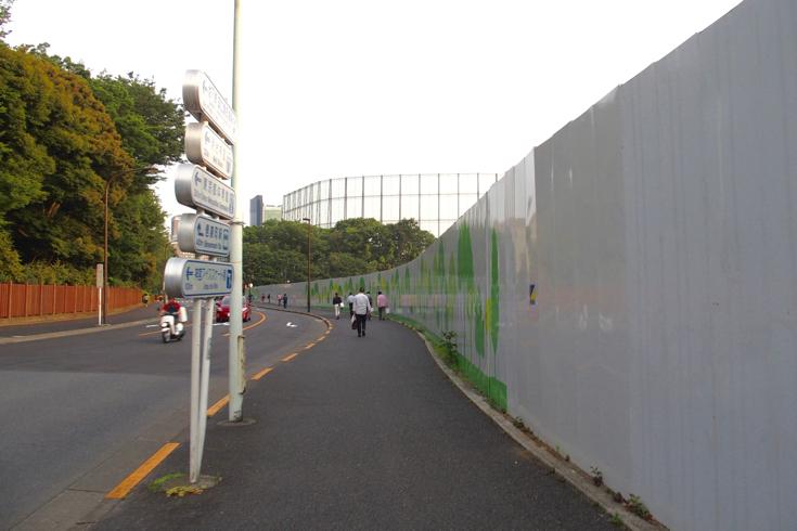 リオ五輪閉幕!4年後、東京五輪の舞台となる新国立競技場周辺を歩いてみた