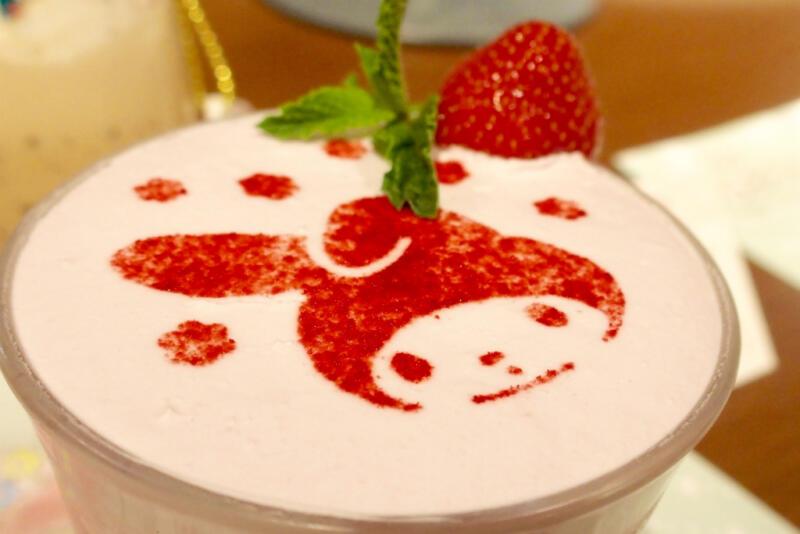 渋谷パルコPART1で「キキ&ララ マイメロディ40thアニバーサリーカフェ」がオープン