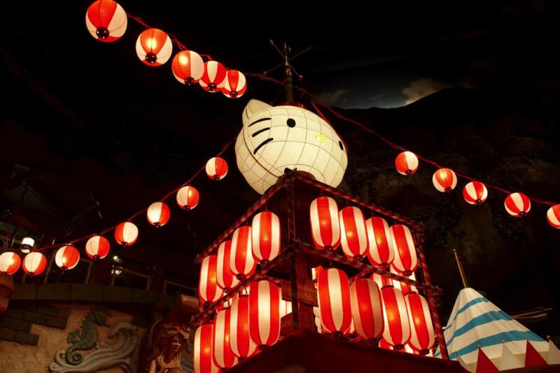 【キティちゃん祭り】「夏祭りinサンリオピューロランド」で夏の思い出を作ろう