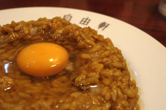 【大阪・天神橋】 「洋食ダイニング 自由軒」で名物カレーを食べてきたよ【閉店】