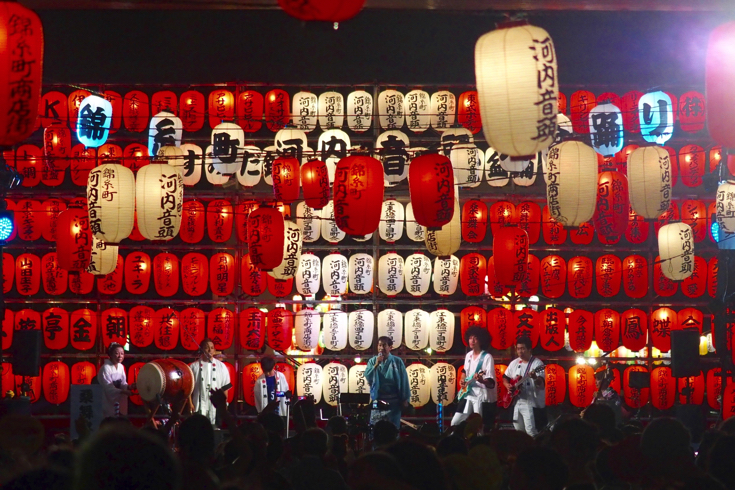 「第36回すみだ錦糸町河内音頭大盆踊り」が開催!生演奏と生歌で踊る2日間 #錦糸町河内音頭
