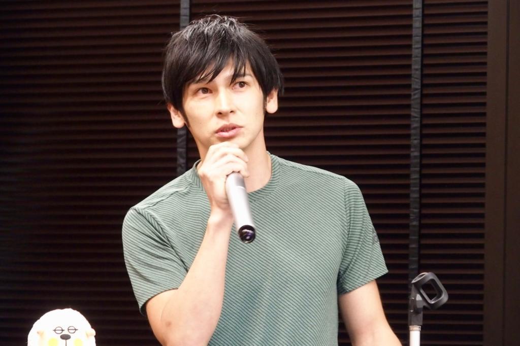 Body worker Takuro Mori
