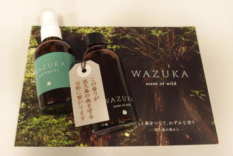 【屋久島の森と人をつなぐ、わずかな香り】眠りに特化した香りのブランド「WAZUKA」を体験してきた