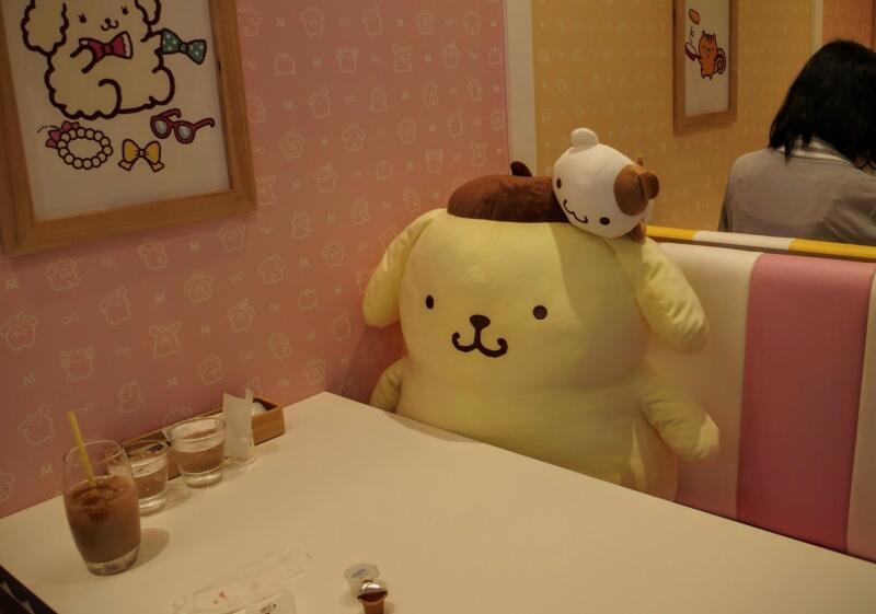 【横浜】のんびり・和やか♪「ポムポムプリンカフェ横浜店」で限定メニューを制覇してきましたよ!