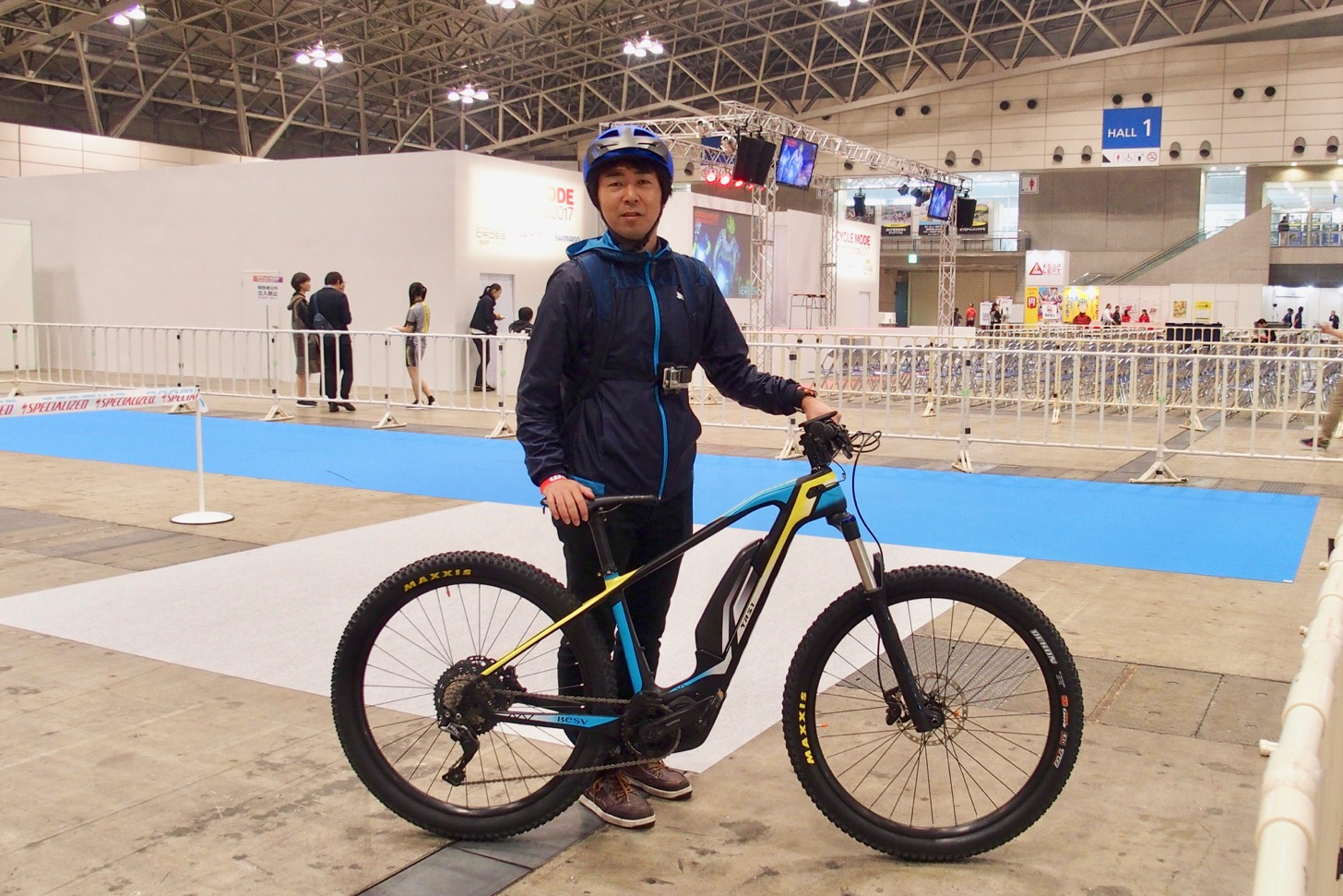 [Cycle mode XNUM report] Next year is the electric assist sports bicycle first year !? We have tried on e-bikes of interest [PR] # Cycle mode