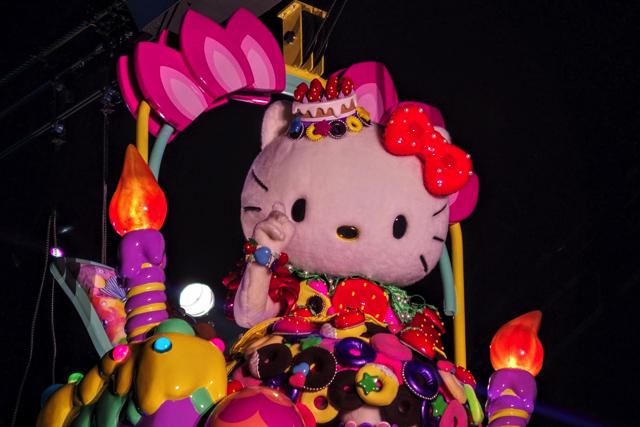 【サンリオピューロランド25周年記念新パレード】kawaii全開!「ミラクルギフトパレード」が12月5日からスタート #puro25th