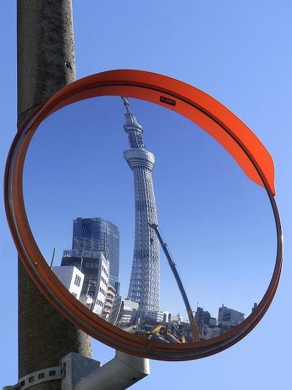 iPhoneアプリ「東京スカイツリータウン&下町散歩まっぷる」を使ってベストポイントで撮影しよう!