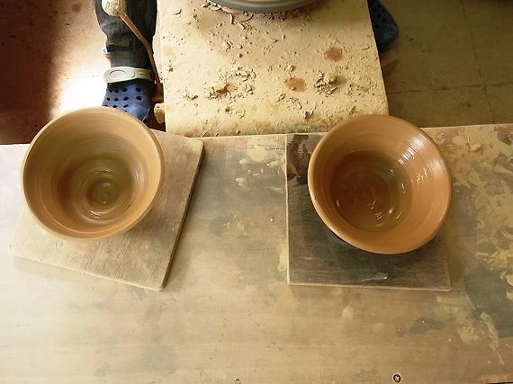 Couple tea bowl