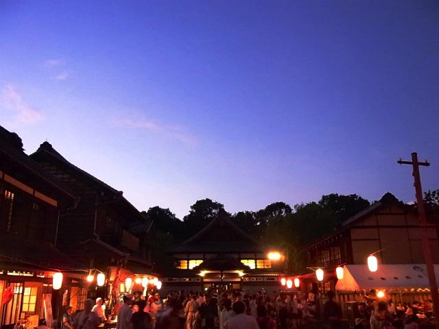 【8/3,4開催】江戸東京たてもの園下町夕涼みで昭和の夏祭り