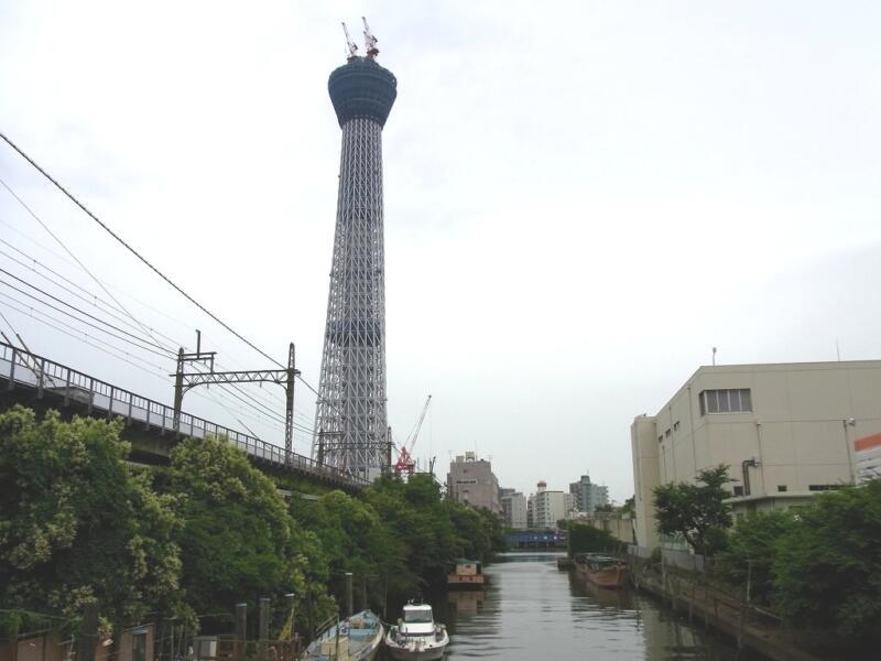東京スカイツリー団体予約を11月22日から受付開始