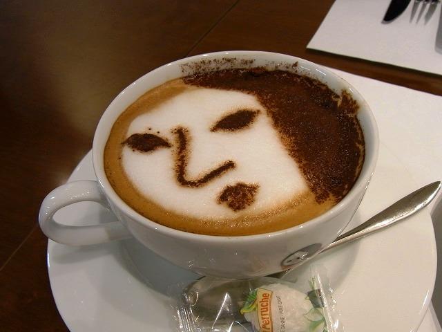 新宿グルメさんぽ1 伊勢丹 よーじやカフェ