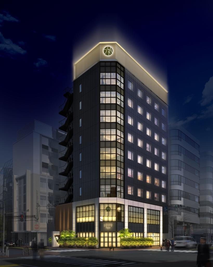 ホテル1899東京(パース)