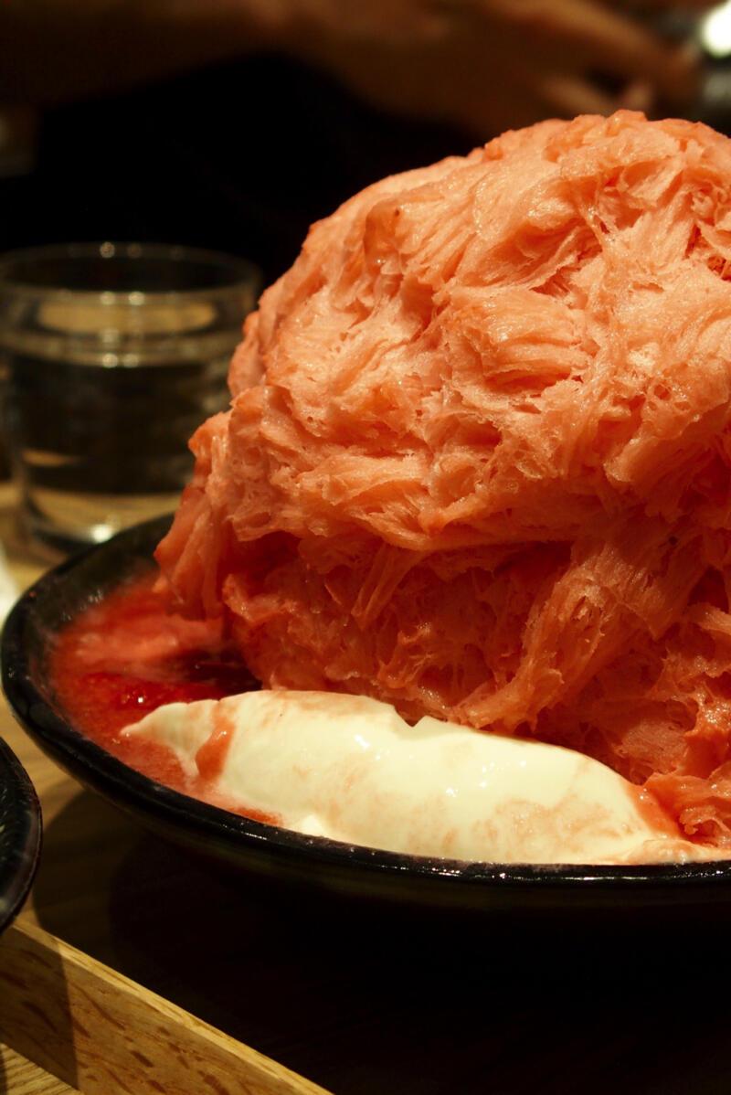 【表参道】台湾かき氷「ICE MONSTER(アイスモンスター)」で全種類食べ比べしてきた!
