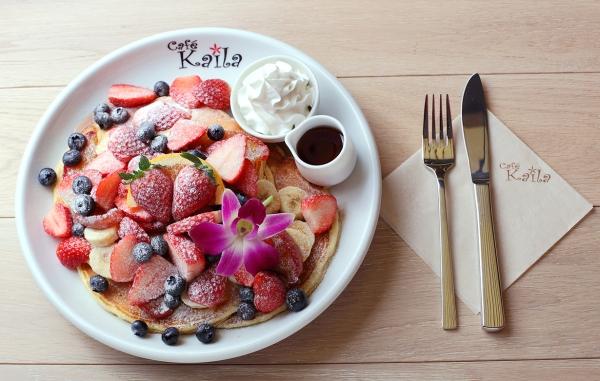【パンケーキ】カフェカイラ国内2号店が東京ディズニーリゾート内に今年8月オープン