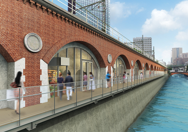 JR東日本が旧万世橋駅遺構を再開発 新たな名所が誕生します