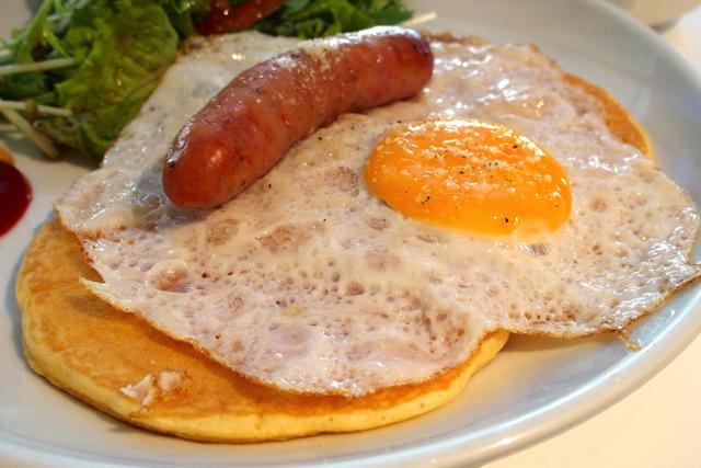 【大阪淀屋橋】ButterGRAND淀屋橋で食べる朝食パンケーキ(閉店)