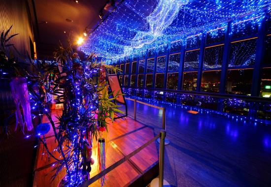 東京タワー「天の川イルミネーション」が6/1に点灯開始