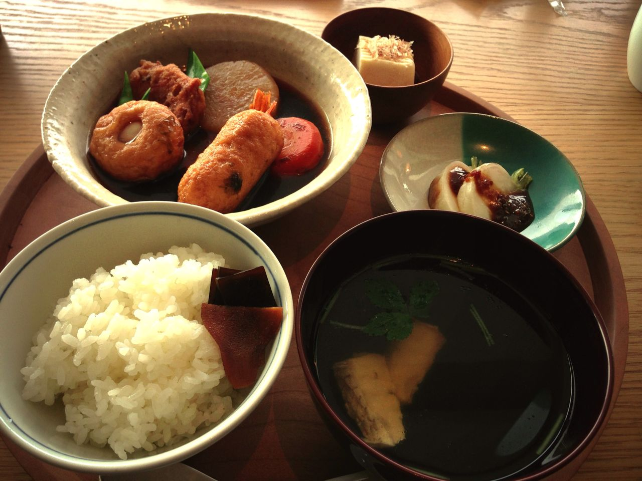 【Shibuya Hikarie】 Eat Tokyo set meal at the d47 dining room (with an additional night visit)
