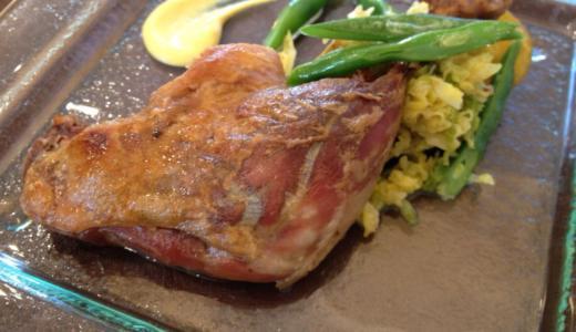 【京橋・レストラン ルシェクリ】銀座を一望しながらフレンチのランチが980円